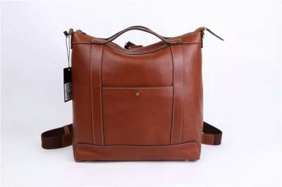 2015 Men's Mulberry Small Multitasker Backpack in Oak Leather