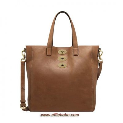Mulberry Brynmore Tote Oak Natural Leather
