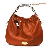 Mulberry Mitzy Leather Hobo Bag Coffee