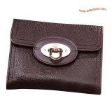 Mulberry Men's Small Locked Wallet Brown