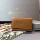2015 Cheap Mulberry Key Case in Oak Natural Leather