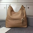 2015 Cheap Mulberry Small Effie Hobo Apricot Spongy Pebbled Leather