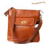 Mulberry Men's Seth Messenger Bag Oak
