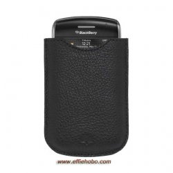 Mulberry Blackberry Cover Black Natural Leather