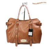 Mulberry Hayden Leather Tote Bag Oak