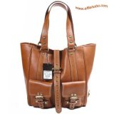Mulberry Roxanne Leather Tote Bag Oak