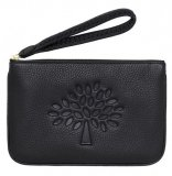 Free Gift for order amount over 200GBP-Mulberry Effie Pouch Black
