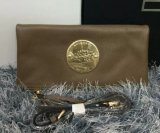2015 New Mulberry Daria Clutch Bag MD8918 Taupe with wrist & shoulder strap