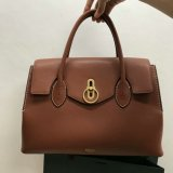 2018 New Mulberry Seaton Bag Tan Silky Calf Leather