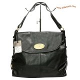 Mulberry Hayden Shoulder Bag Black