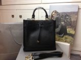 2014 Autumn/Winter Mulberry Small Kensington Bag in Black Grained Leather