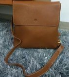 2014 Mulberry Reporter Cross-Body Bag Oak Natural Leather