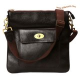 Mulberry Men's Seth Messenger Bag Brown
