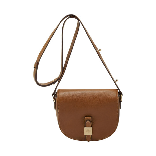 2014 Latest Mulberry Tessie Small Satchel in Oak Soft Leather