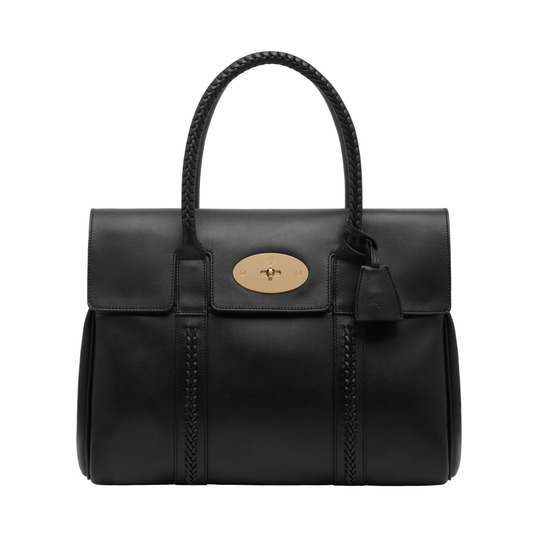Mulberry Pembridge Bayswater Bag Black Leather