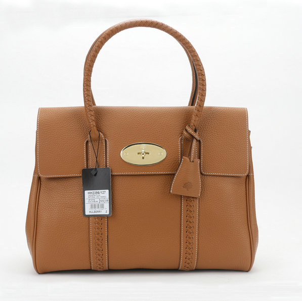 Mulberry Pembridge Bayswater Bag Oak Leather