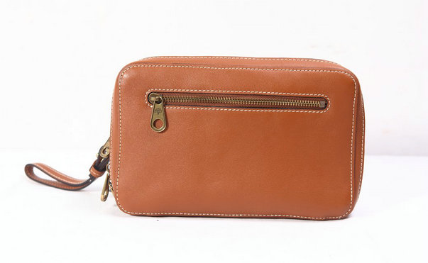 2014 New Mulberry Pochette Oak Hand Rolled HH1855