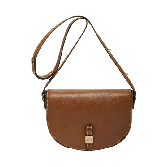 2014 Latest Mulberry Tessie Satchel in Oak Soft Leather