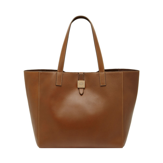2014 Latest Mulberry Tessie Tote in Oak Soft Leather