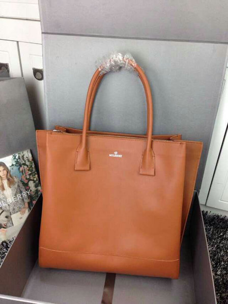 2015 Spring Mulberry Arundel Tote Bag in Oak Calf Nappa Leather