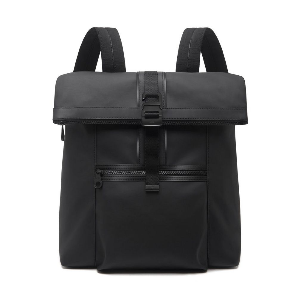 2015 Men's Mulberry Fleet Backpack Charcoal Coated Canvas