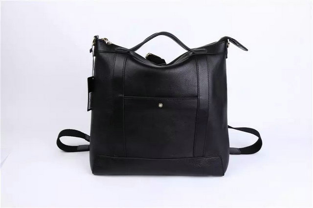 2015 Men's Mulberry Small Multitasker Backpack in Black Leather