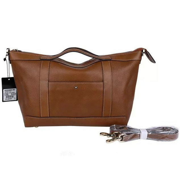 2015 Men's Mulberry Small Multitasker Holdall Camel Leather