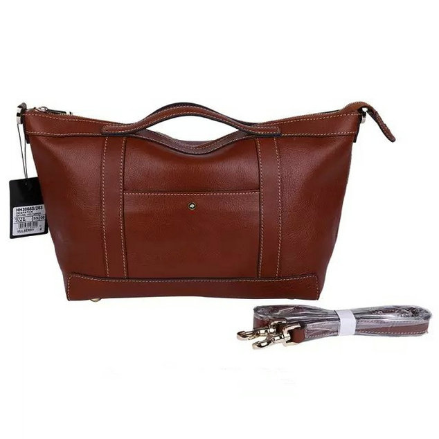 2015 Men's Mulberry Small Multitasker Holdall Oak Leather
