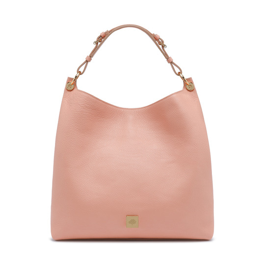 2015 A/W Mulberry Leather Freya Hobo in Rose Petal