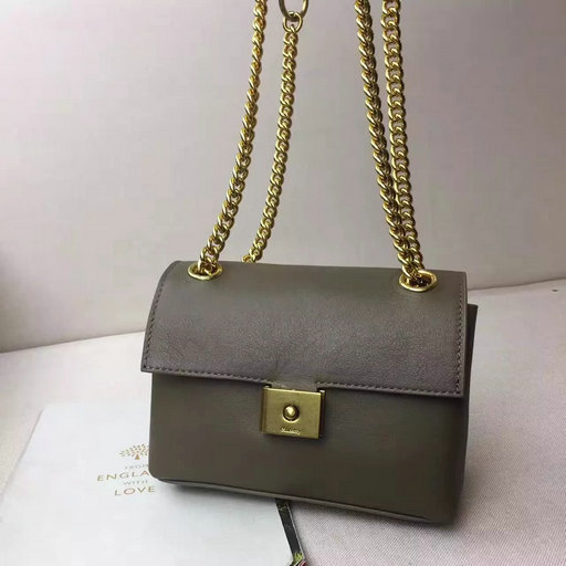 2017 Spring Mulberry Mini Cheyne Bag in Clay Smooth Calf Leather