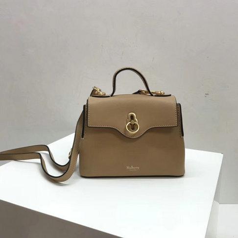 2018 New Mulberry Mini Seaton Bag Calf Leather