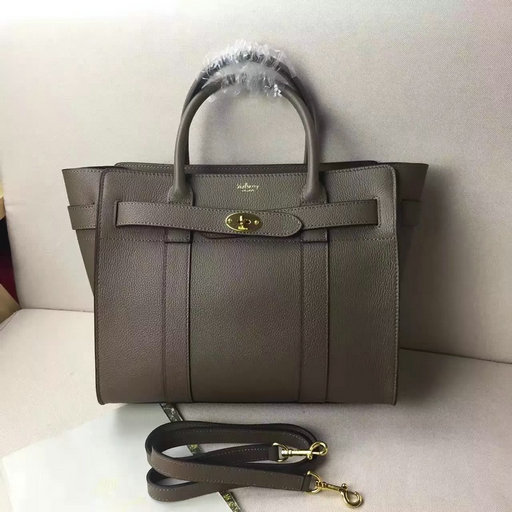 Winter 2016 Mulberry Small Zipped Bayswater Clay Small Classic Grain