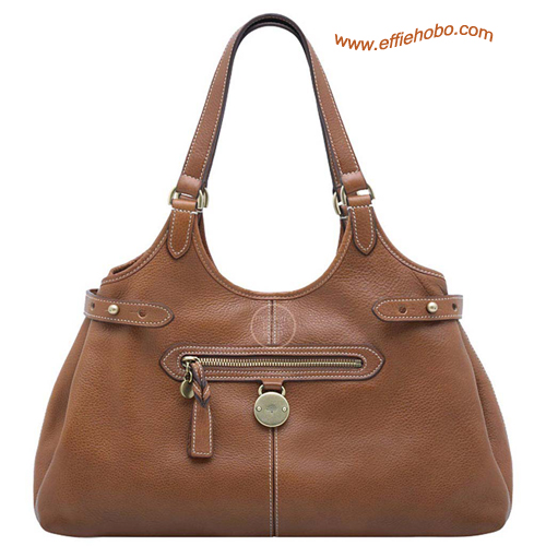Mulberry Somerset Tote Oak Pebbled Leather