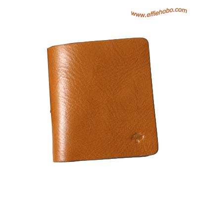 Mulberry Mens 3 Card Wallet Oak