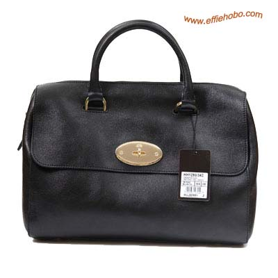 Mulberry Men's Classic Tote Bag Black