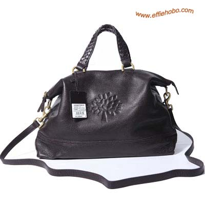 Mulberry Effie East West Hobo Bag Brown