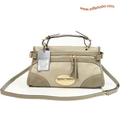 Mulberry Small Taylor Satchel Bag Khaki