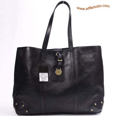 Mulberry Medium Bayswater Leather Tote Bag Black
