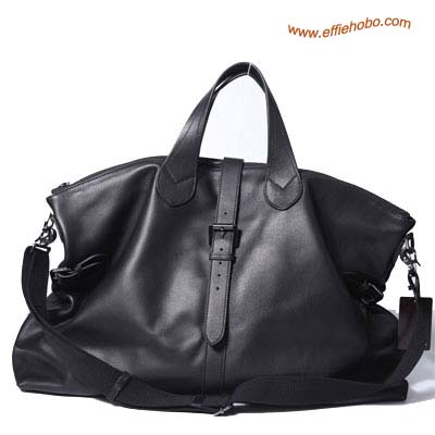 Mulberry Somerset Soft Leather Tote Bag Black