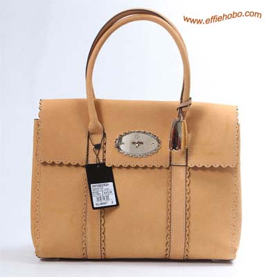 Mulberry Bayswater Tote Bag Oak