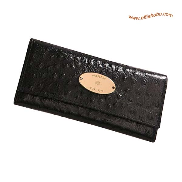 Mulberry Contential Purse Black