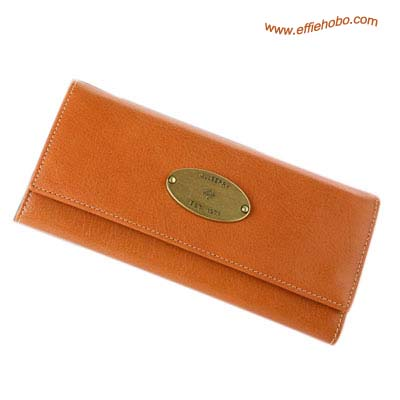 Mulberry Contential Purse Oak