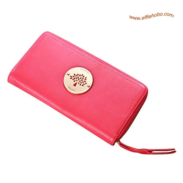 Mulberry Somerset Purse Red