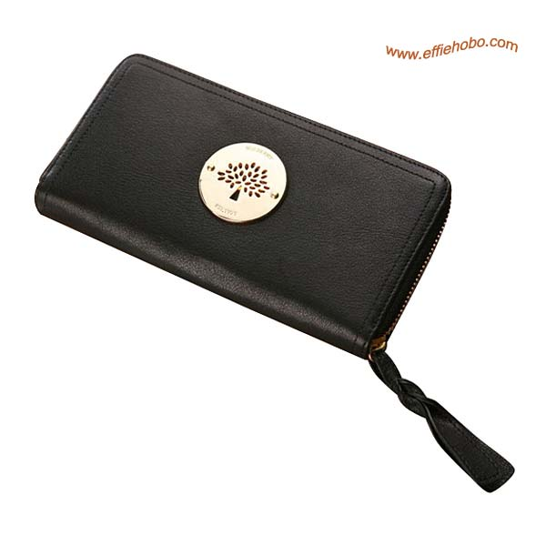 Mulberry Somerset Purse Black