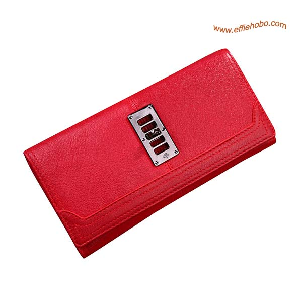 Mulberry Purse Red