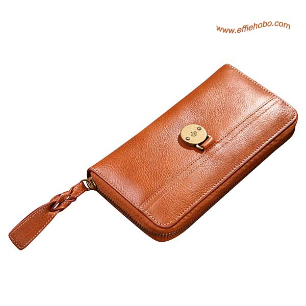 Mulberry Somerset Small Purse Oak
