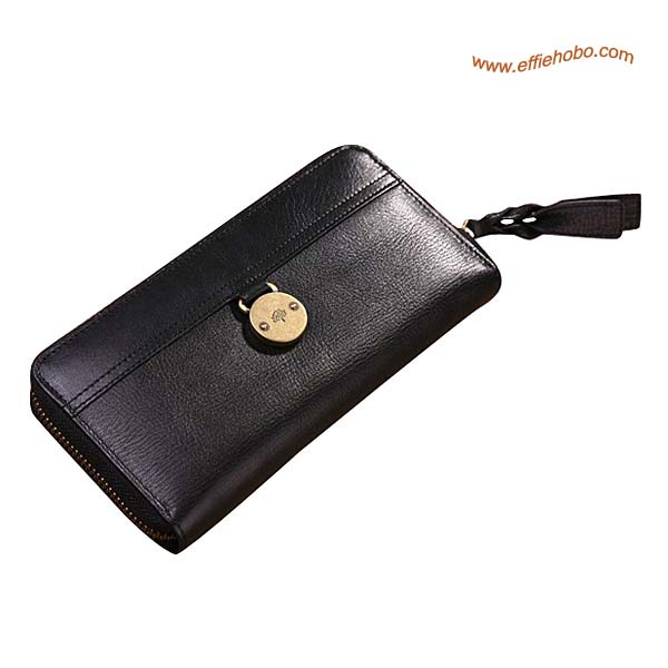 Mulberry Somerset Small Purse Black