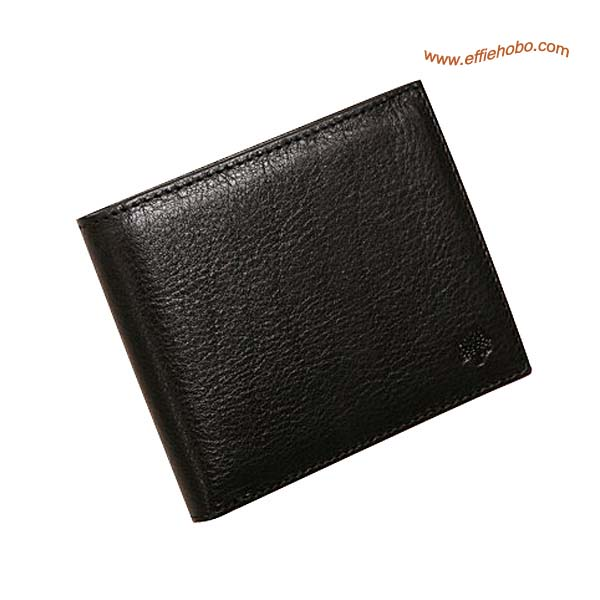 Mulberry Mens 8 Card Wallet Black