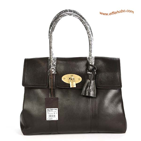 "Mulberry Bayswater For 13"" MacBook Brown"