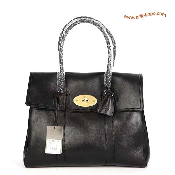 "Mulberry Bayswater For 13"" MacBook Black"